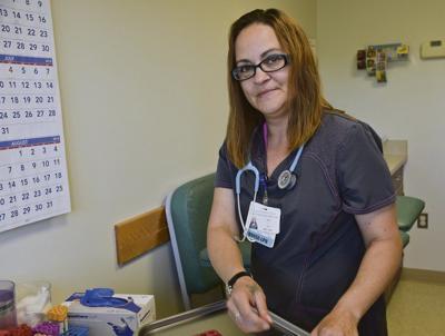 Bassett helps nurses enhance their education   Local News
