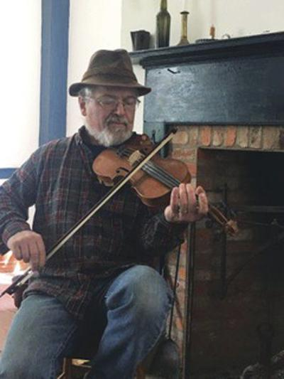 Fiddler to be featured at Virtual House Party