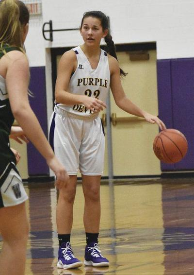 Kayla Campbell scores 28 as Franklin tops Worcester