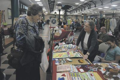 Annual craft show attracts large crowd