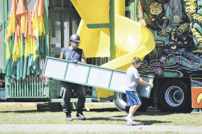 Fairs kick off in Chenango, Schoharie counties