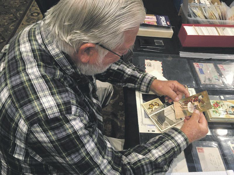 Stamp Collecting Showcased At Annual Show Local News