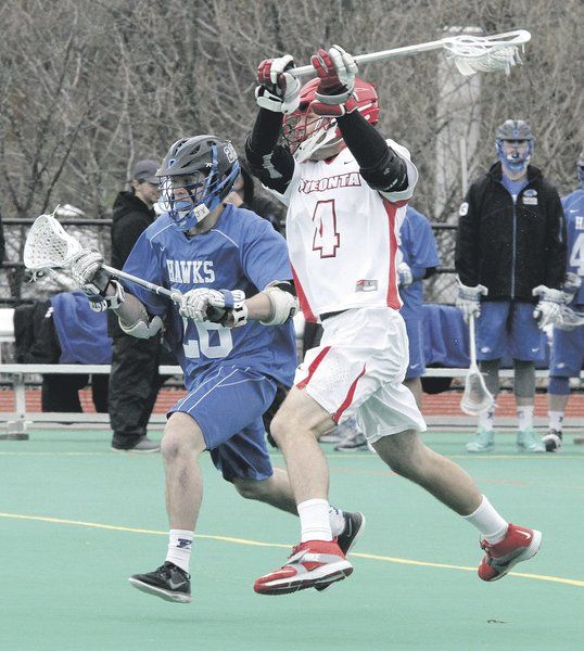 Red Dragons roll past Hawks