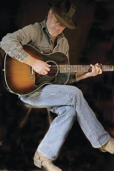 Country blues musician to play
