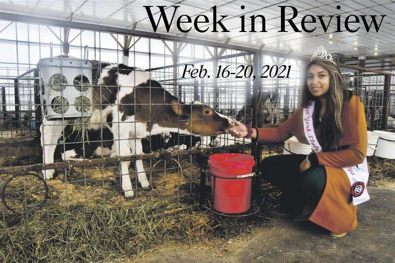 Week in Review: Feb. 16-20, 2021