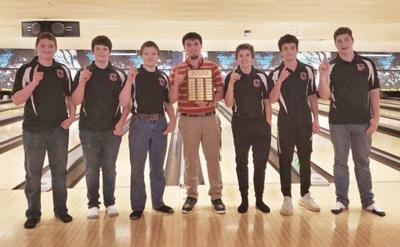 Coop bowling wins CSC championship