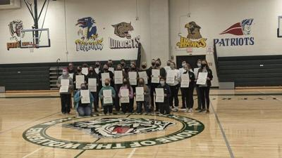 Worcesterstudent-athletes honored for academics