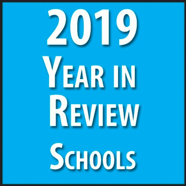 Local schools saw highs and lows in 2019