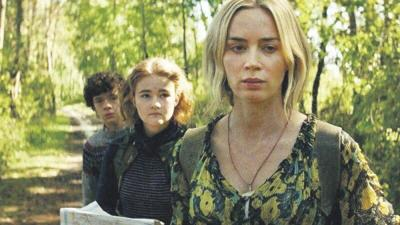 Movie Review: Shhh, don't talk. 'A Quiet Place Part II' arrives in theaters