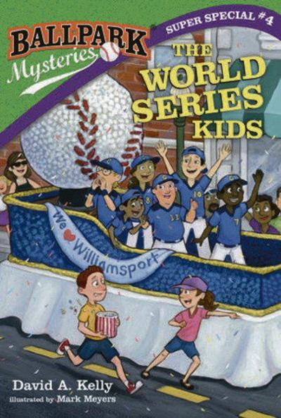 Cooperstown team stars in kids' sleuth story