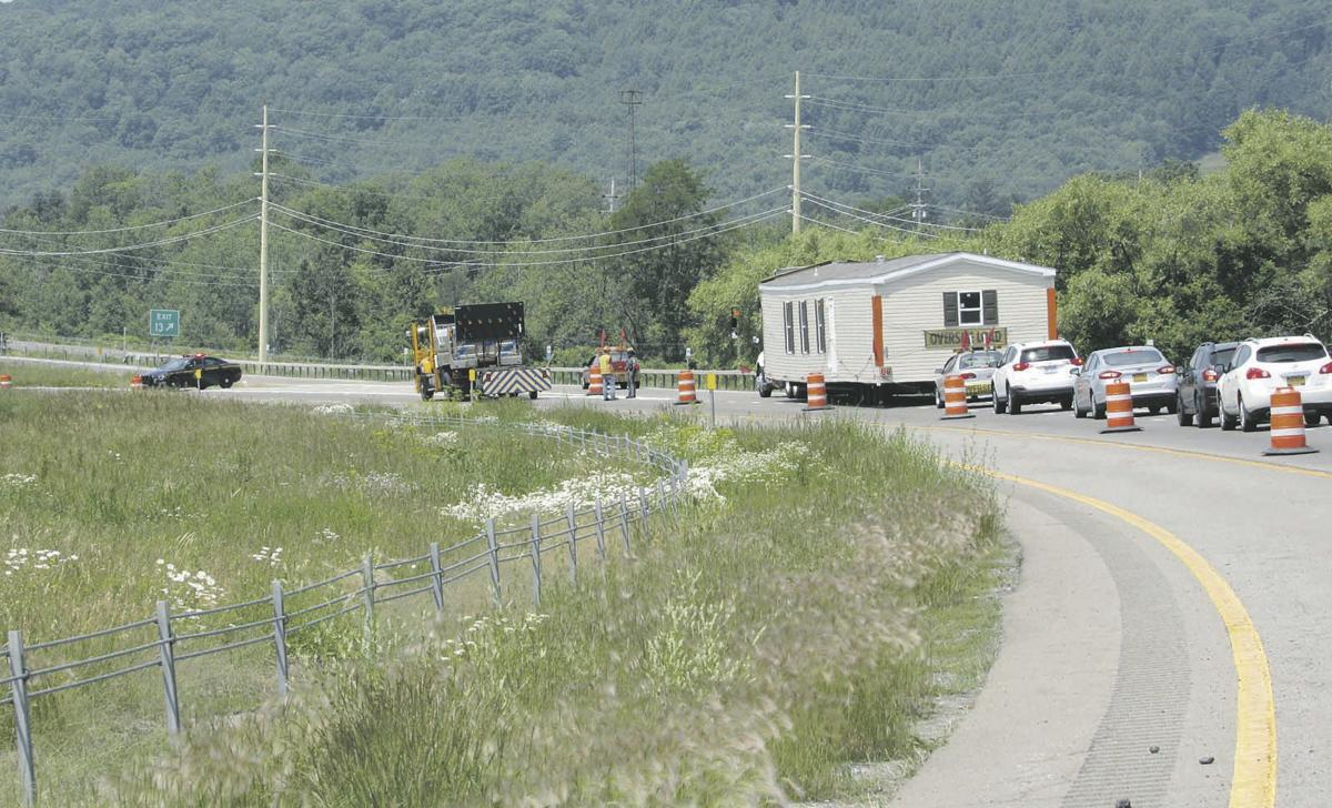 Collision with car on I-88 ignites tractor-trailer | Local