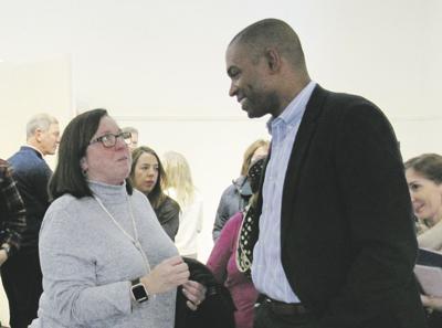 New Rep. Delgadokicks off series of town halls