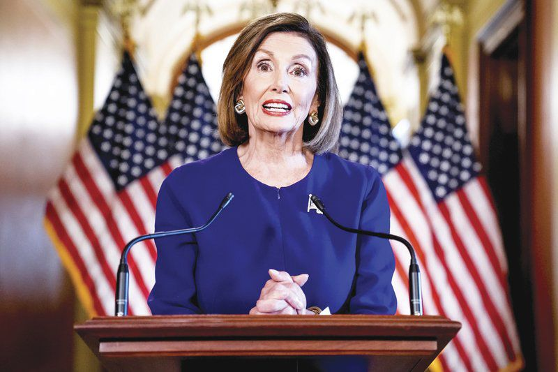 Most N.Y. Dems back push to impeach Trump over Ukraine call