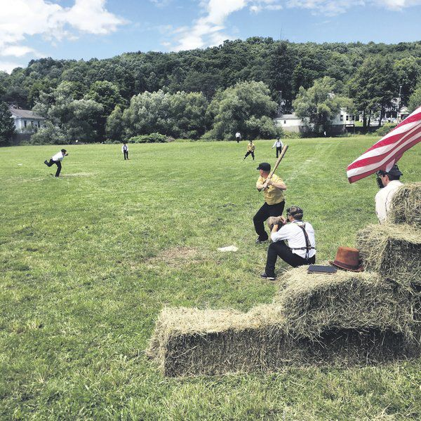 Old-time 'base ball' has newfound fans