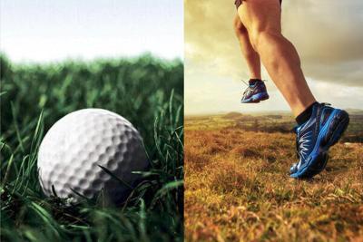 golf cross country
