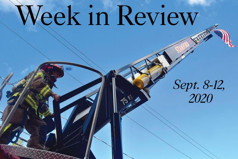 Week in Review: Sept. 8-12, 2020