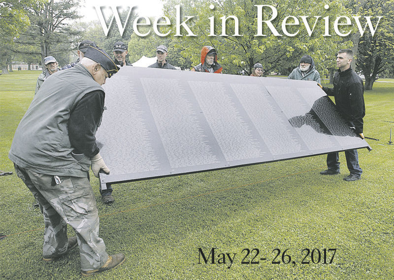 Week in Review: May 22-26, 2017 | Local News | thedailystar.com