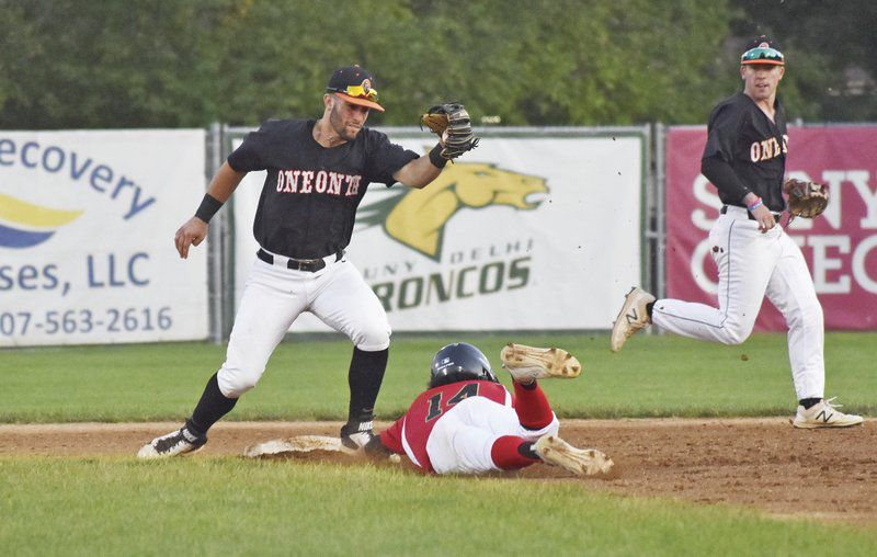 Bianco's walkoff lifts Outlaws over Adirondack, 7-6
