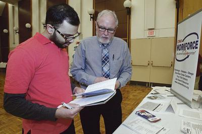 Groups offer training sessions for local workforce