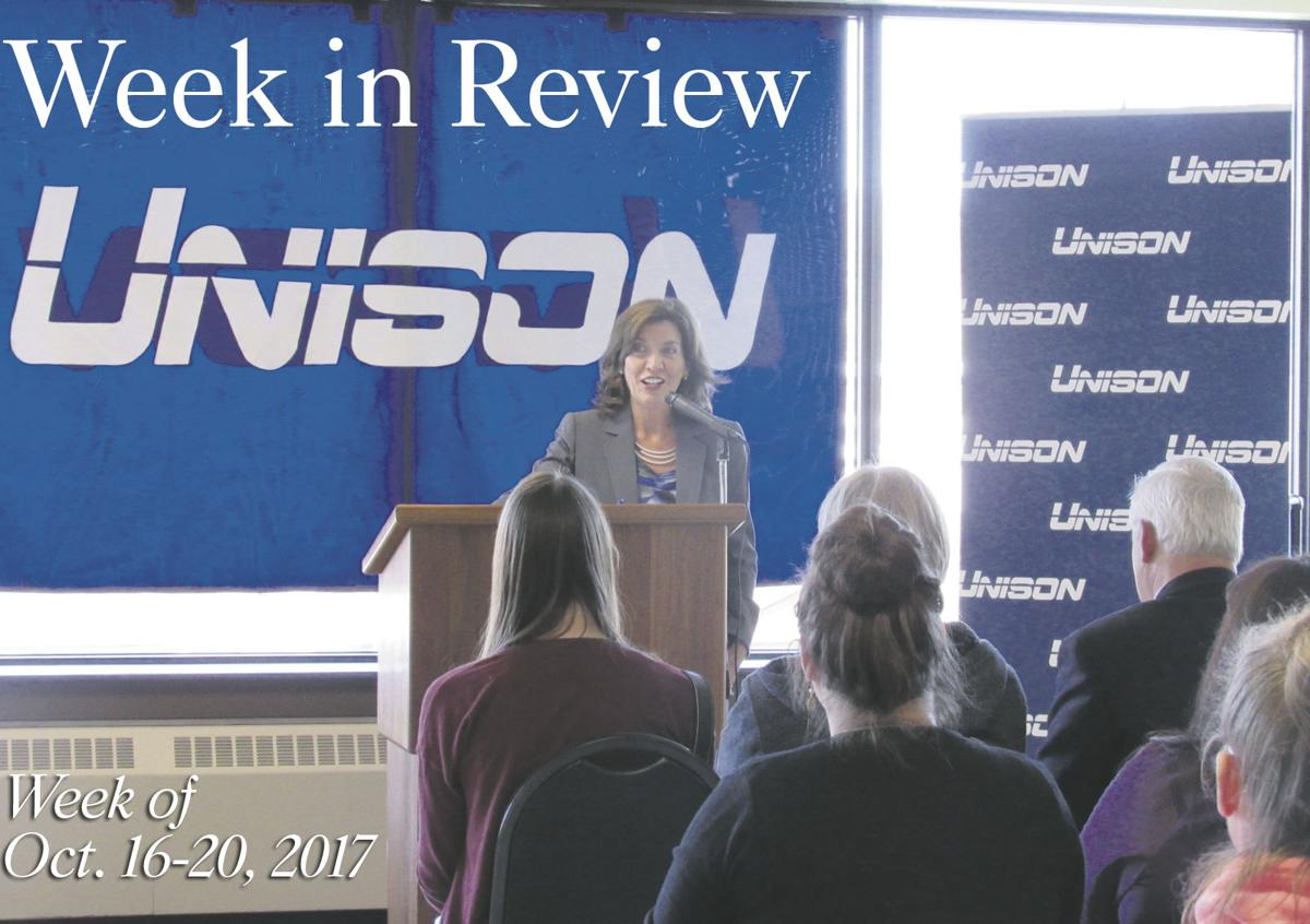 1773a05b Week in Review: Oct. 16-20, 2017 | Local News | thedailystar.com
