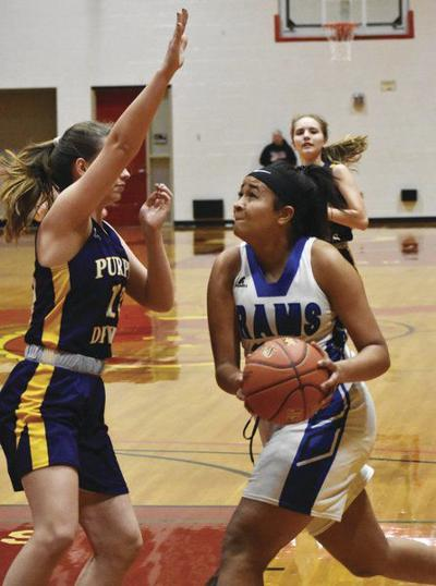 South Kortright girls stop Franklin, reach section final