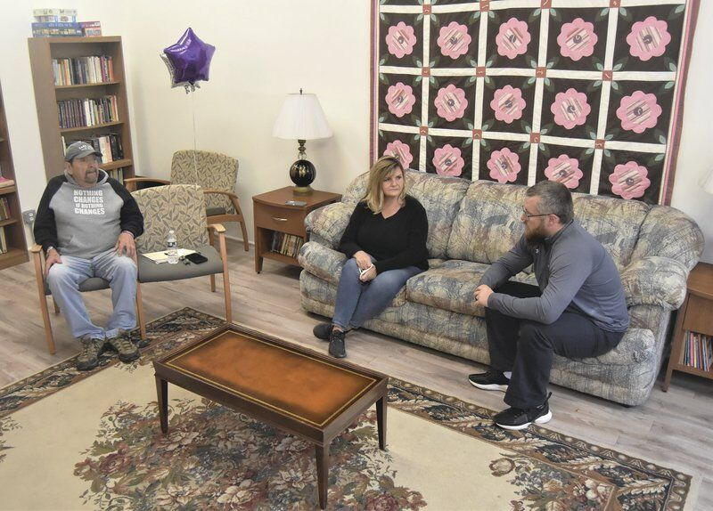 New recovery center offers help to end addiction