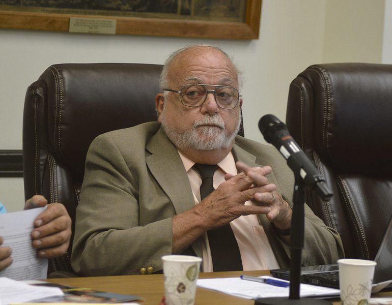 County formalizes DSS head's suspension