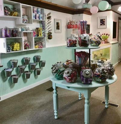 Former Army medic, firefighter opens candy shop