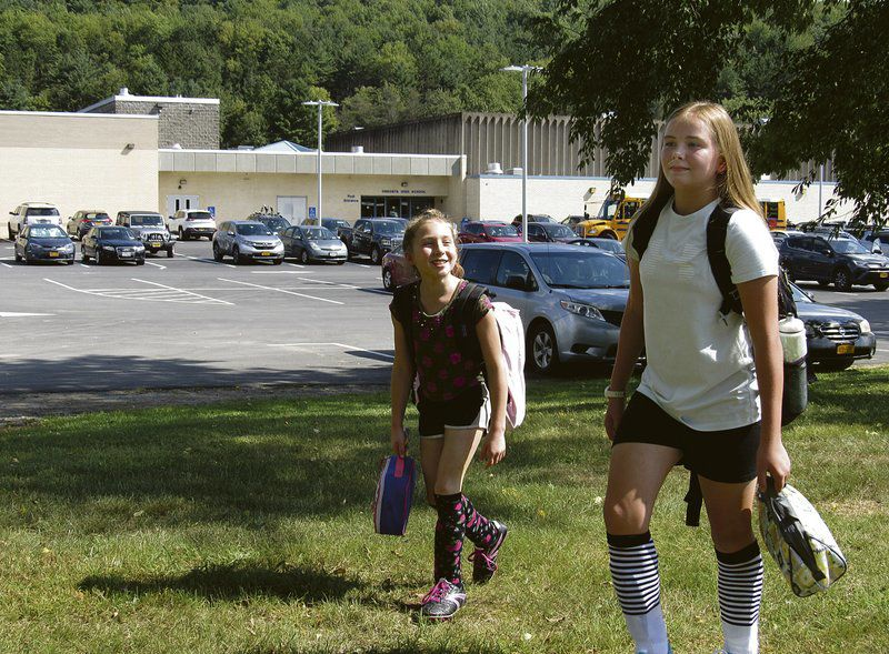 New faces, facilities greet Oneonta students