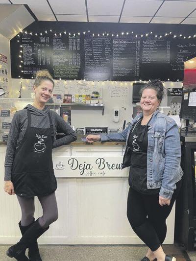 Sisters open coffee shop in heart of Norwich