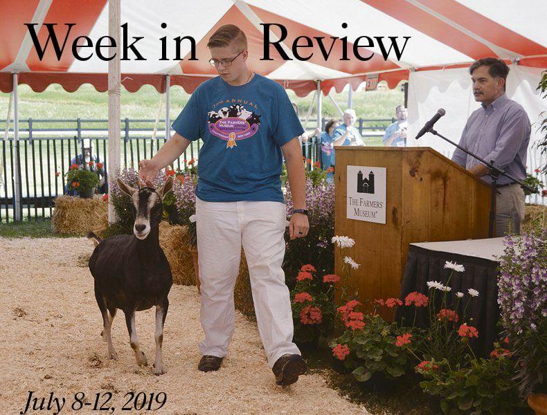 Week in Review: July 8-12, 2019