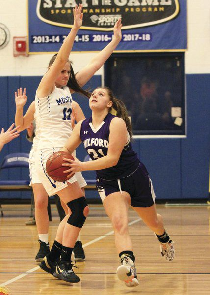 Franklin girls to make third straight TVL final appearance