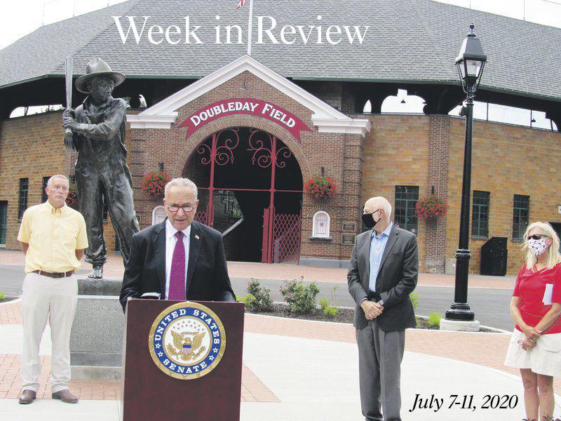 Week in Review: July 7-11, 2020