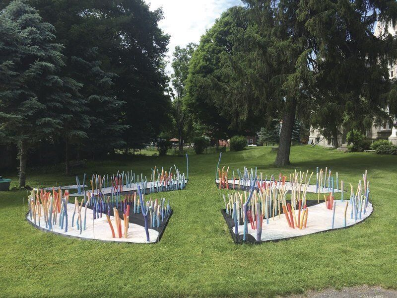 Applications sought for 8th Sculpture Trail applications