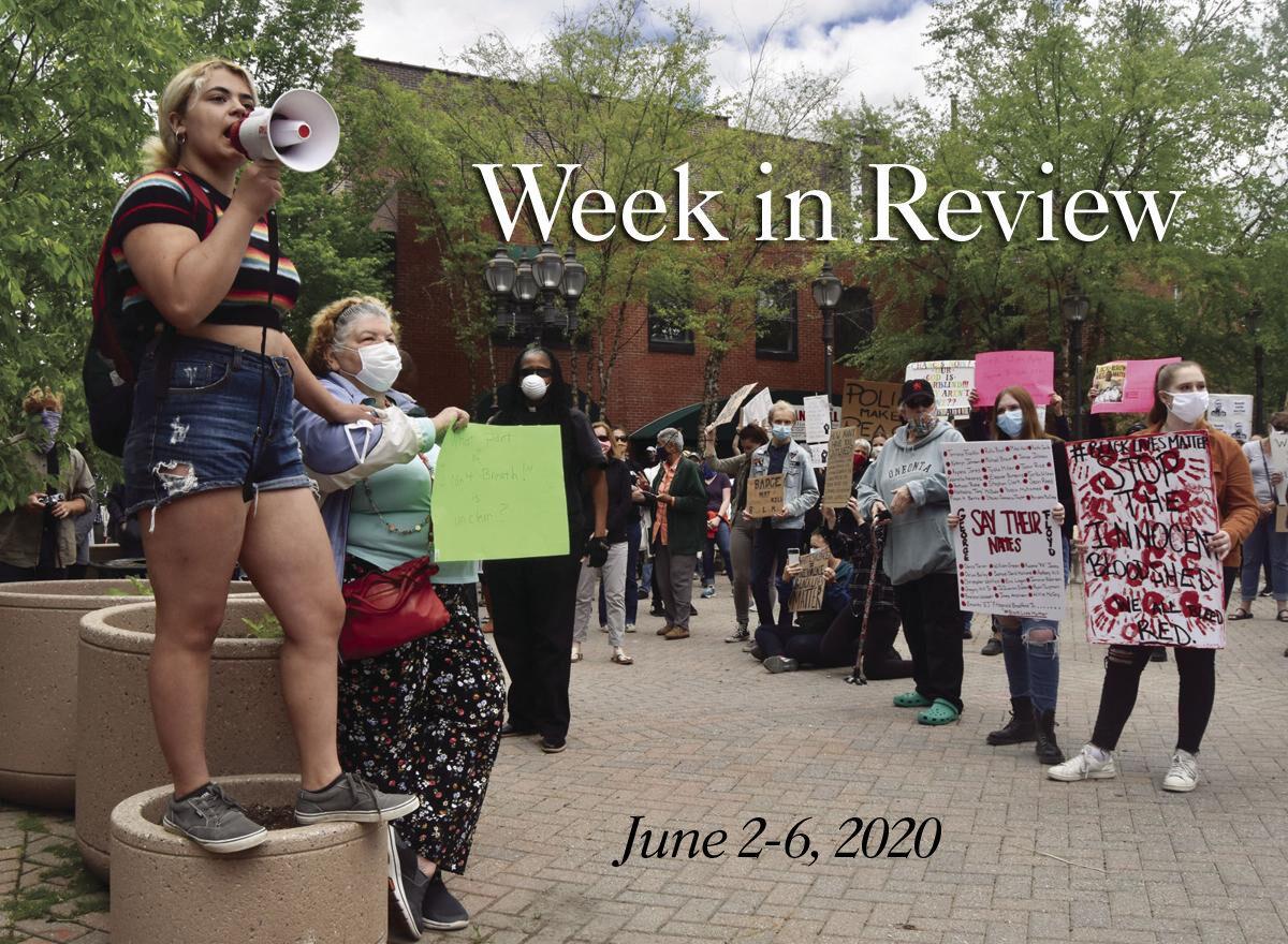 Week in Review: June 2-6, 2020