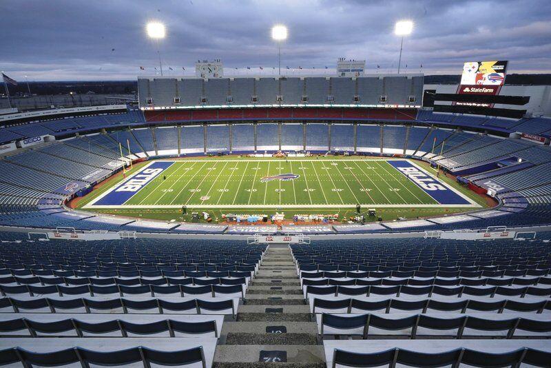 State Mulls Letting Fans Return To Bills Stadium Local News Thedailystar Com