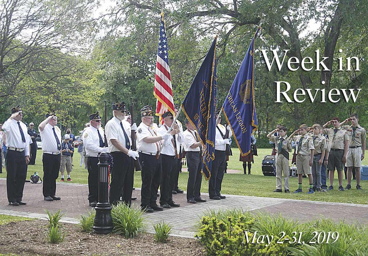 Week in Review: May 27 to 31, 2019