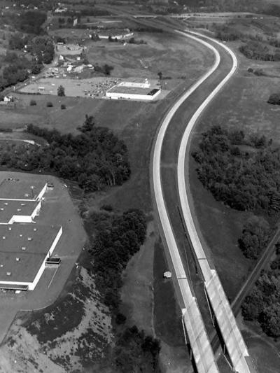 Backtracking: In Our Times: It was a story of stop and go for Interstate 88 in March 1971: