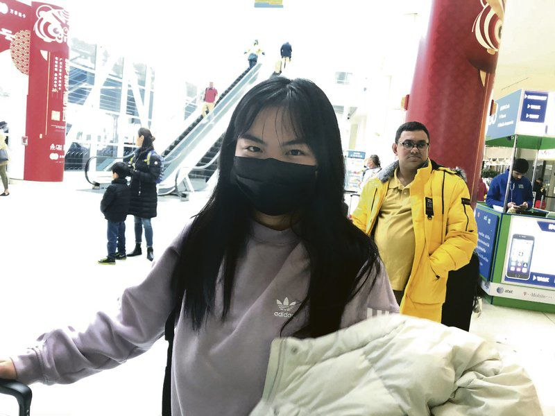 Walton teen returns from China to avoid virus