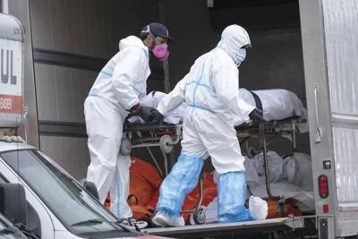 COVID crisis strains morgues, coroners