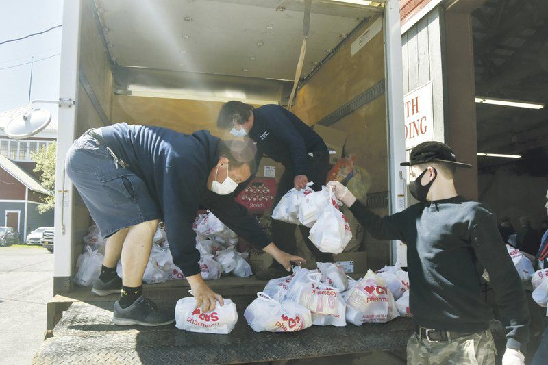 Joshua Project brings food to Schoharie County families