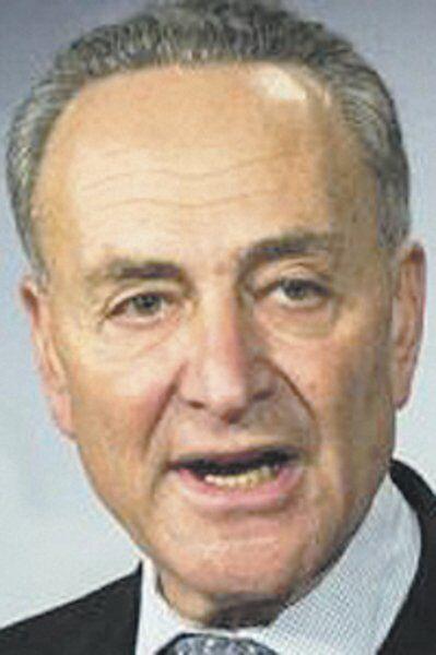 Schumerseesstanding risewith Biden inWhite House