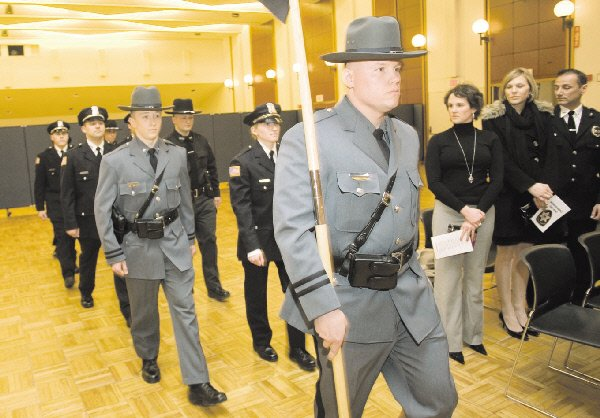 Law enforcement academy graduates nine | Local News