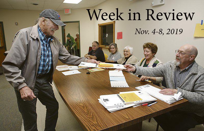 Week in Review: Nov. 4-8, 2019