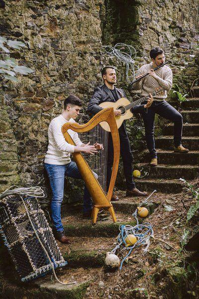 Irish trio to play in Earville