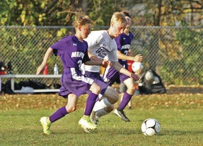 Stevens, Cintron lead Milford boys past Franklin