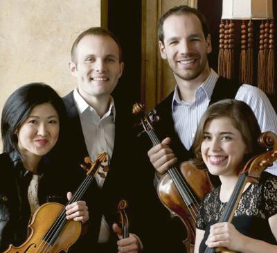 Quartet to open Honest Brook season