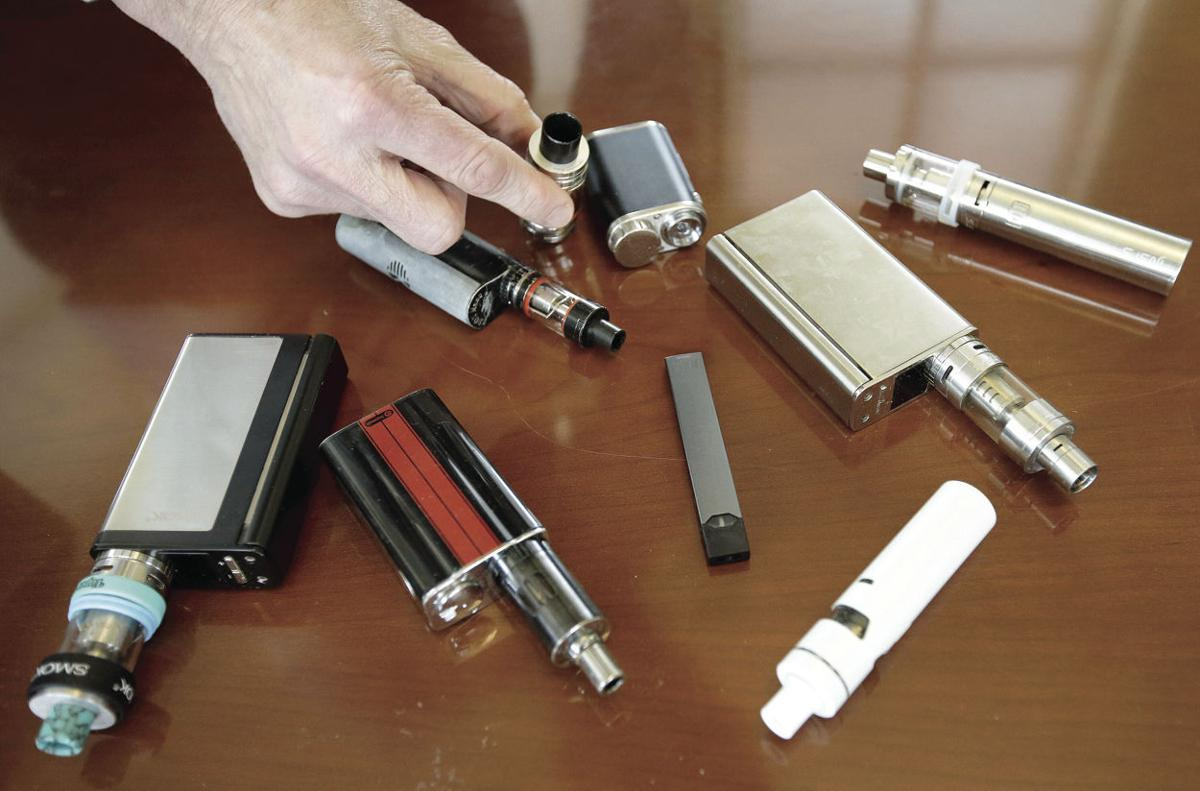 Vaping-linked lung ailments hospitalize 12 New Yorkers