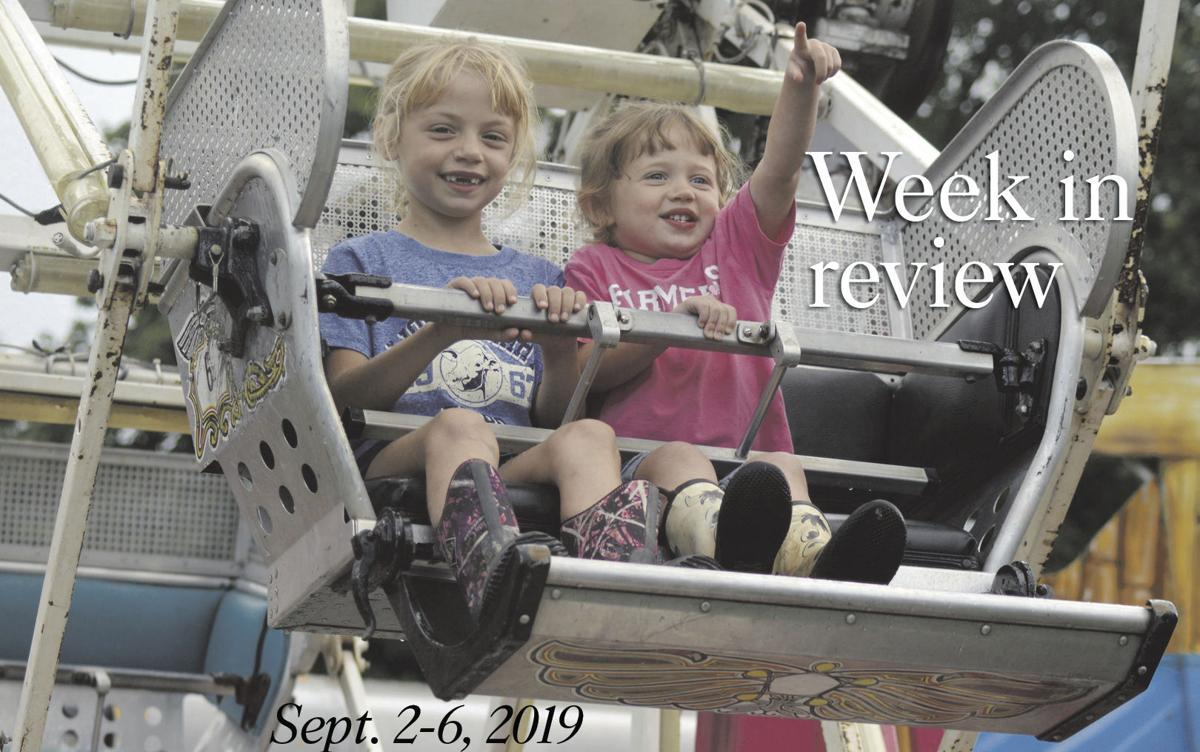 Week in Review: Sept  2-6, 2019 | Local News | thedailystar com