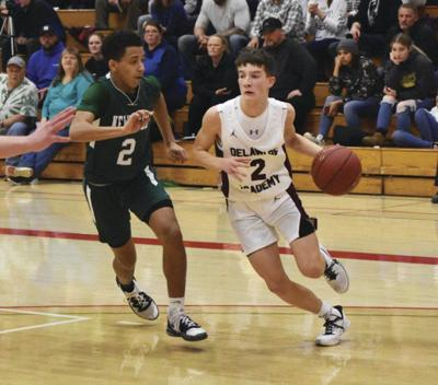Delhi boys fall to Newfield in section semifinal